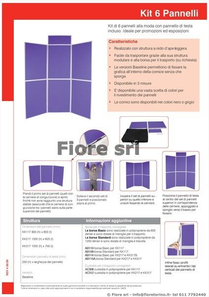 P 6-Panel folding kit 1
