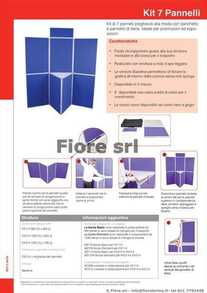 P 7-Panel folding kit 1
