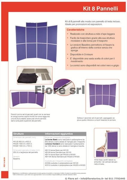 P 8-Panel folding kit 1